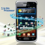 A Brief Look At The Samsung Galaxy W I8150