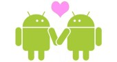 android in love