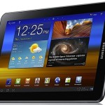 A Look At The Samsung Galaxy Tab 7.7