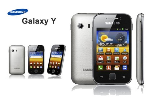 samsung galaxy y Samsung Galaxy Y S5360: The Android For Everyone