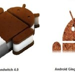 Comparison Between Android Gingerbread And Ice Cream Sandwich