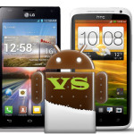 Comparison Between LG Optimus 4X HD and HTC One X