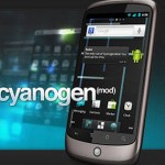 How To Update Galaxy GIO S5660 With Beta 8 Cyanogen Mod 9 ICS 4.0 Firmware