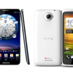 Samsung Galaxy S3 Vs. HTC ONE X Battle For The Title Of The King Part 1