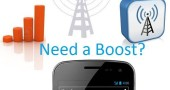 android boosting signal apps