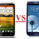 Samsung Galaxy S3 Vs. HTC ONE X: Battle For The Title Of The King Part 2