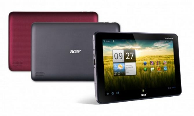 Acer Iconia A210 Tab