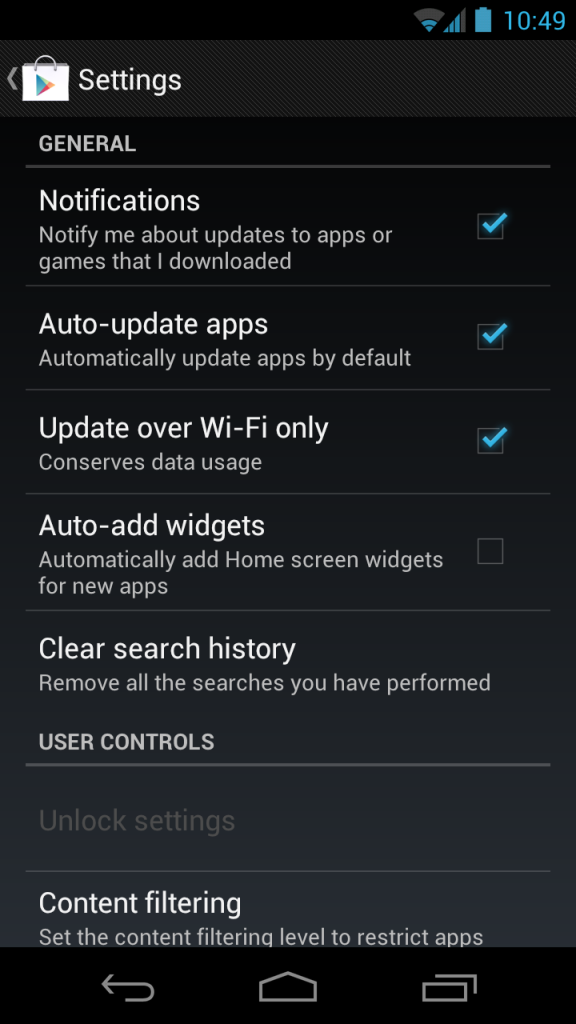 Google Play Store 3.7.11 6 576x1024 Download And Install Latest Google Play Store 3.7.11 In Your Android Device