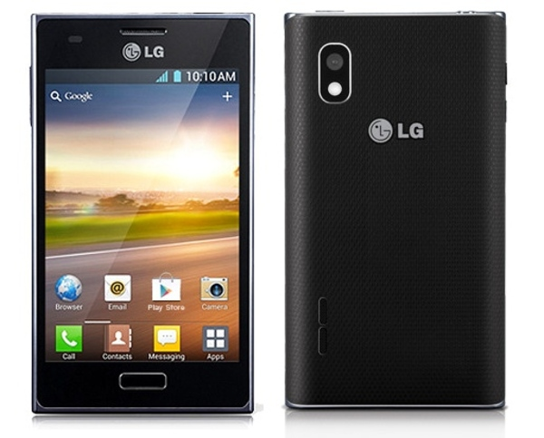 LG optimus l5 LG To Announce Its New LG Optimus L5 In Europe    Handset Will Be Released All Over The World Later