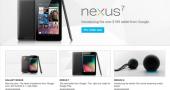 Pre-Order Nexus 7 Tablet Google Play Store