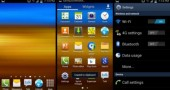 Samsung Epic 4G Galaxy S3 Theme ROM Update