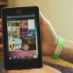 Video thumbnail for viddler video Google Nexus 7 Tablet Hands On [Pictures And Video]