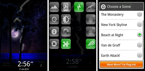 lightning bug screenshots Having Trouble Sleeping? Android Is Here To Help With The Apps Designed To Get You Sleep