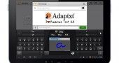 Adaptxt Keyboard Tablet Beta