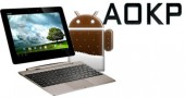 Asus Transformer Prime AOKP Build 40 Firmwre Update