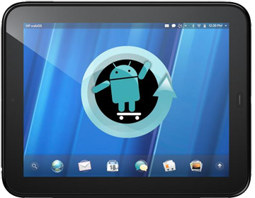 HP Touch Pad ICS 4.0 AOKP Build 40 Update Update HP Touch Pad With Latest ICS 4.0 Based AOKP Firmware [How To]