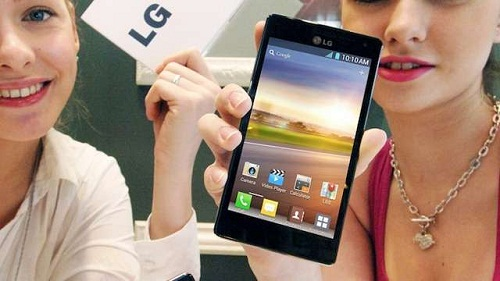 LG optimus in india LG Optimus 4X HD Launching In India Today With High Price Tag