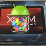 Update Motorola Xoom Wi Fi Edition With Jellybean 4.1.1 Firmware [How To]