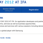 Samsung Galaxy Note2 Developer Day Registration Started, Apply Before 29th July