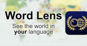 Word Lens Translator app