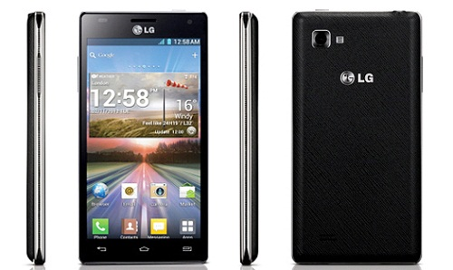 lg optimus 4x LG Optimus 4X HD Launching In India Today With High Price Tag