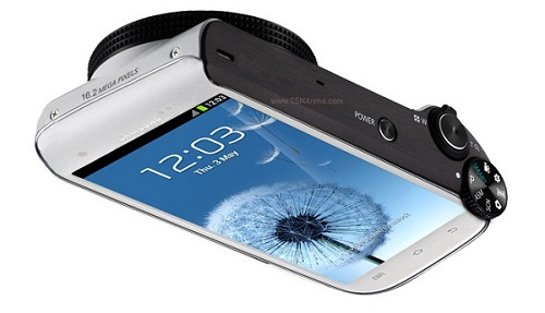 Samsung S III based Camera Rumors Still Prevailing For: Samsung Galaxy S3 Based Camera