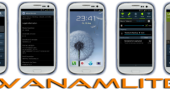 Update Galaxy S3 GT I9300 with WanamLite ICS