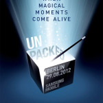 Samsung Mobile Unpacked Event, Berlin- Galaxy Note 2, Note 10.1 Lots Of Other Magical Releases