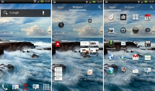 tw5 one x HTC One X Replenishes The TouchWiz 5 Launcher From Galaxy S3