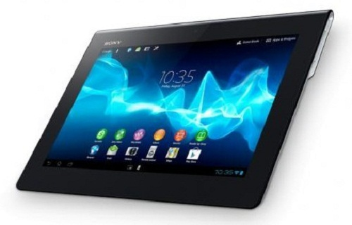 xperia tablet Sony Xperia Tablet Leak: Confirms Aluminum Shell Case
