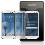 Samsung Galaxy S III Wireless Charging Kit Announced By ZENS