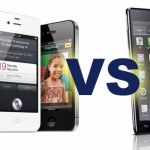 Apple iPhone 5 Vs LG Optimus 4X HD