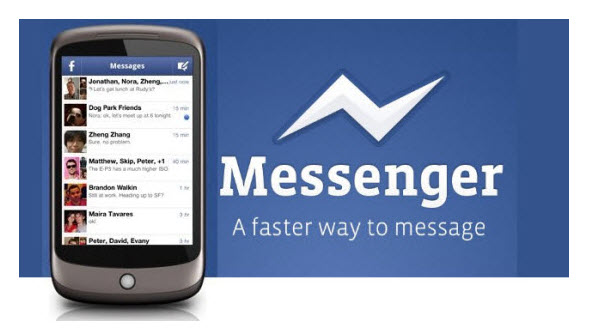 Facebook Messenger 1 Facebook Messenger for Android gets Exclusive New Features