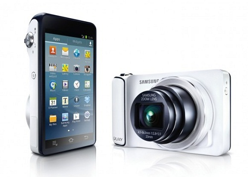 Samsung Galaxy Camera Launched Officially At Samsung Unpacked Event In Berlin