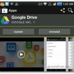 Google Drive Updated With New Features At Google Play Store