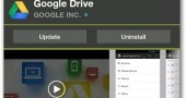Google-Drive-Android-Update app