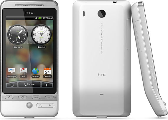 HTC Hero Tutorial to Install TWRP based Touch Recovery in HTC Hero Smartphone