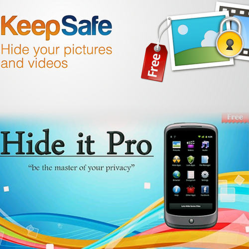 Hide it Pro Useful and Best Android apps To Hide Your Private Photos/Pictures, Videos, Contacts and more......