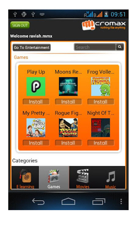 MStore Tablet Download Micormax apps for Phones and Tablets From Google Play Store
