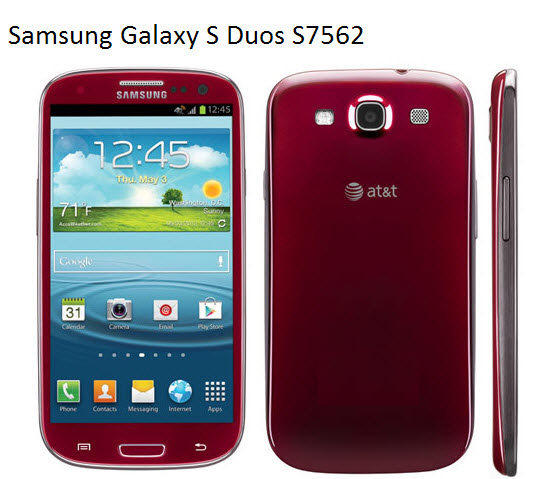 Samsung Galaxy S Duos Samsung Announced Samsung Galaxy S Duos and Samsung Galaxy Y Duos (Galaxy Pocket Duos)