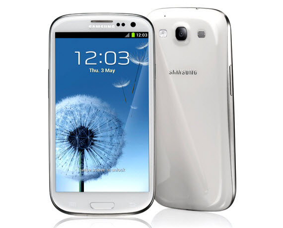 Samsung Galaxy S III Android 4.1 Jelly Bean Update Rolling Out for Samsung Galaxy S III