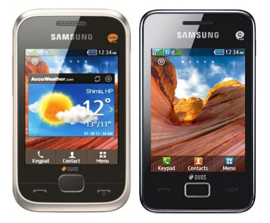 Samsung Galaxy Y Duos Samsung Announced Samsung Galaxy S Duos and Samsung Galaxy Y Duos (Galaxy Pocket Duos)