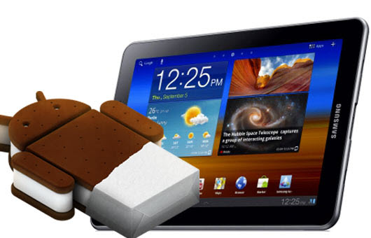 T Mobile Galaxy Tab 7.7 How to Update T Mobile Galaxy Tab 7.7 with ICS Android 4.0.4 Officially With Odin