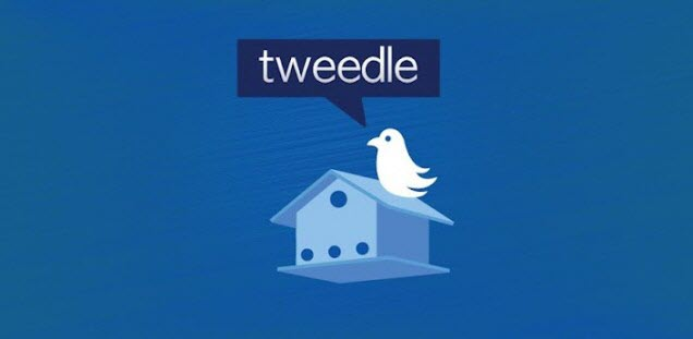 Tweedle 1 Tweedle : A Very Good Twitter app