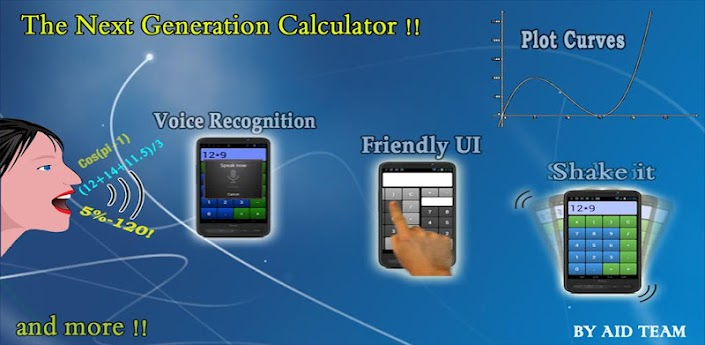 Vocal Scientific Calculator 1 Vocal Scientific Calculator   Awesome app to do Scientific Calculations in Smartphone or Tablet