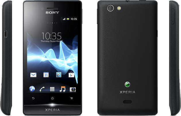 Xperia Miro New Unlocked Xperia Phones on Sale in the US : Xperia acro S, miro, tipo and tipo dual
