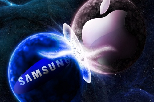 apple vs samsung Comparison Between Apple iPhone 5 And Samsung Galaxy S3: Edge To Edge