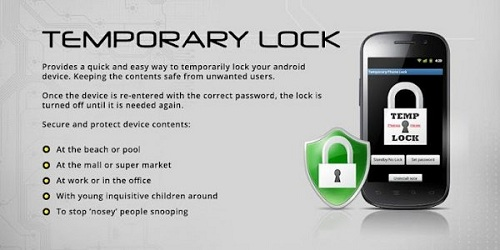 banner temporary lock app 1 Temporary Lock App:  Best App At Google Play For Security Features Of Your Device
