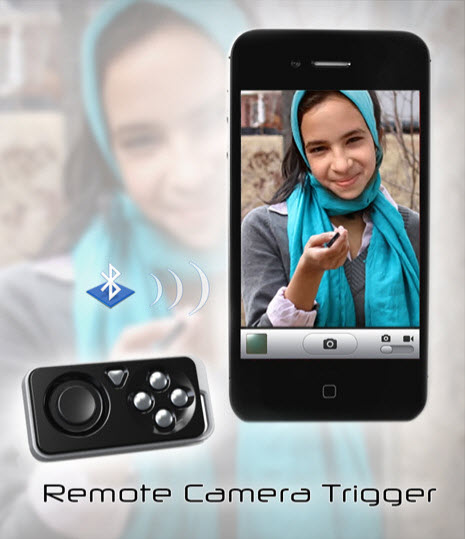 iMpulse Camera trigger iMpulse : Smallest Wireless Controller for Mobile Devices