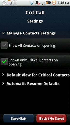 CritiCall 11 CritiCall : An Android App Which Allows Critical Contacts To Ring Even in Silent Mode